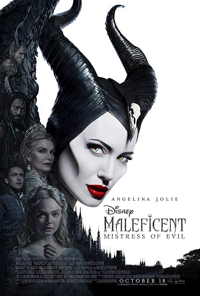 Maleficent Mistress of Evil Opens in new window